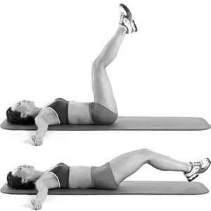 core leg lift